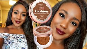l oréal lumi cushion foundation review demo i new foundation makeup 2016 you
