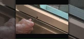images of adjust sliding glass door retractable screen installation instructions