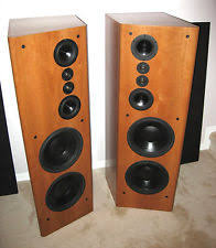 speakers on ebay. high-end home theater stereo front main loudspeakers speakers built-to-order new on ebay