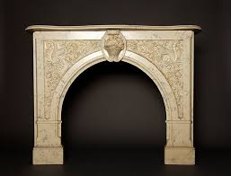 faux marble fireplace mantel 2