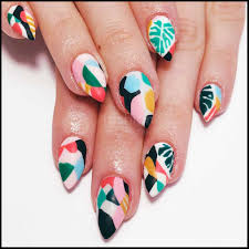 Easy Summer Nail Designs 20 Cool Summer Nail Art Designs Easy Summer Manicure Ideas