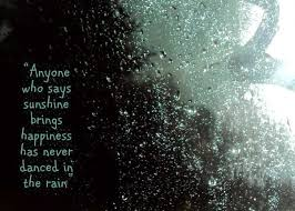 Beautiful Rainy Quotes