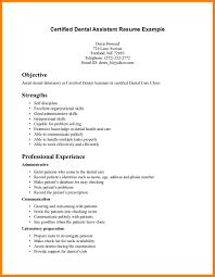 Entry Level Dental Assistant Resume 7 Entry Level Dental Assistant