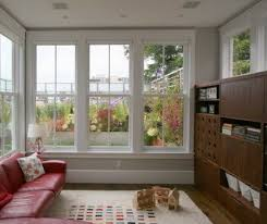 Plain Sunroom Decorating Ideas Budget Porch For Any E Intended Inspiration