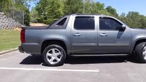 2011 Chevrolet Avalanche LT - YouTube