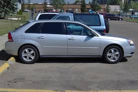 2005 Chevrolet Malibu (e) – pictures, information and specs - Auto ...