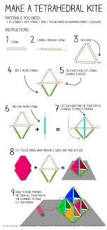 How To Make Designer Kite Make A Pyramid Kite Kites Craft Kite Making Kite Designs