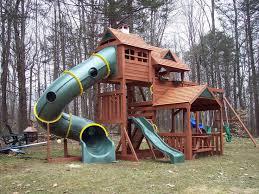 diy playhouse backyard playground plans big backyard playsets reviews