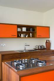 Appealing Red Orange Kitchen Cabinets Images Design Ideas ...
