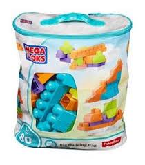 Mega Bloks Big Building Bag 10 Best Toys For 1 Year Old Boys [ 2019 Review ]| Christmas