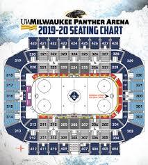 Milwaukee Admirals Seating Chart Milwaukee Admirals