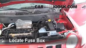 replace a fuse 2007 2010 jeep compass 2008 jeep compass sport replace a fuse 2007 2010 jeep compass 2008 jeep compass sport 2 0l 4 cyl