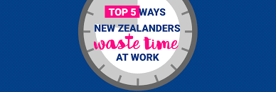 seek advice tips your career advice hub seek co nz top 5 ways ers waste time at work