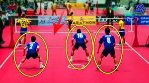 5 อันดับ รูปแบบการเล่นสุดแปลกตา ในกีฬาเซปักตะกร้อ - YouTube