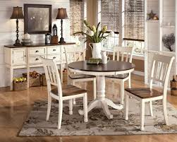 dining room round dining table with extension white and wood kitchen table round table and 4