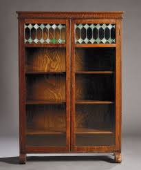 antique bookcase with glass doors unique bookcases huksf com