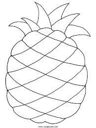 Disegni Da Stampare E Da Colorare Natura La Frutta
