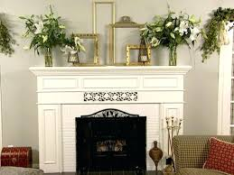 how to decorate a fireplace mantel comfy fireplace mantel ideas plus decor along with fireplace mantel