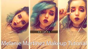 melanie martinez makeup tutorial you