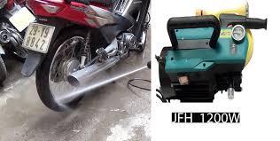 Máy phun rửa xe gia đình JFH chính hãng, giá siêu rẻ - Máy Xây Dựng Thanh  Phong