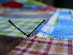 tying a quilt &  Adamdwight.com