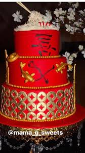 Wow I Saw This Cake On Mama G Sweets Instagram Page She Does