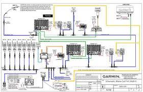 garmin gps antenna wiring diagram garmin 7 pin wiring diagram Cat Marine Wiring Diagrams panbo the marine electronics hub first maine cat flying bridge p p47_garmin_system jpg garmin gps 17 caterpillar 3126 marine wiring diagrams