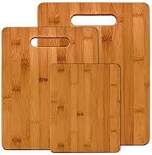 amazon com utopia kitchen cutting board 3pc set 3 pc set 3 pc