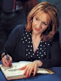 jk rowling my hero jk rowling signs books for all of her fans axel lute miriam