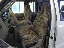 ford f250 realtree seat covers wet