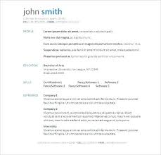 Free Downloadable Resume Templates For Word 2010 Custom Downloadable Resume Templates Resume Templates Word Free Download
