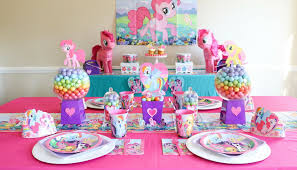 my little pony birthday party content 1