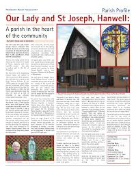 Knight Sound And Light Hanwell Parish Profile Hanwell By Rcwestminster Issuu