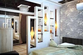 decoration half wall room divider interior plexiglass dividers