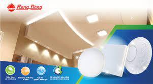 Đèn LED Ốp trần là gì ? Cấu tạo và ứng dụng của đèn LED Ốp trần trong đời  sống