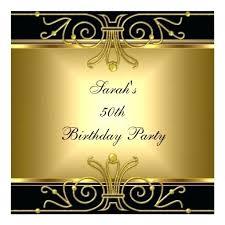 50th birthday invitation templates free 50th birthday invites template danielmelo info