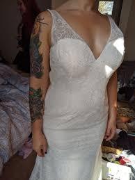 <b>Private Collection</b> Custom Made <b>Sample</b> Wedding Dress Save 34 ...