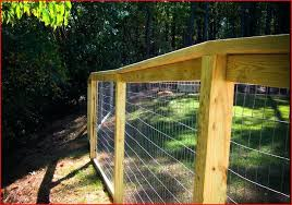 welded wire fence plans. Modren Fence How To Build A Welded Wire And Wood Fence 7 Ideas  Pixels  Inside Welded Wire Fence Plans