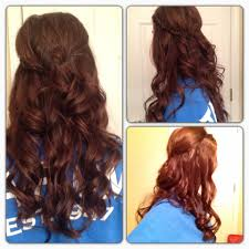 Hairstyles For A Quinceanera Images For Quinceanera Hairstyles With Curls And Hair Down