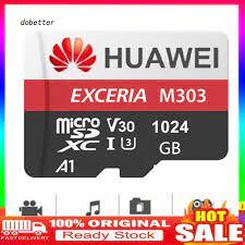 Thẻ nhớ Huawei 512GB/1TB U3 tốc độ cao tiện lợi cho điện thoại