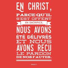 Dis Ta Reconnaissance à Jésus Pour Son Sacrifice Qui Toffre Le