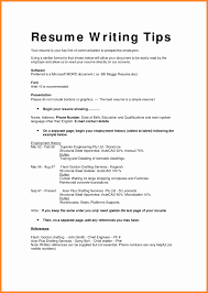 12 Lovely Simple Resume Format For Freshers Free Download Resume
