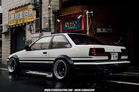 Clean Hachiroku Stance-23 | Ae86 | Pinterest | Exhausted, AE86 and ...