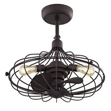 aged bronze ceiling fan with 3 lights