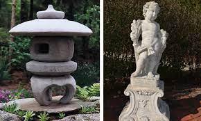 5 tips for selecting garden statuary