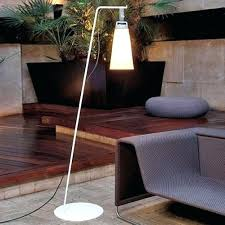 outdoor table lamps battery operated porch floor lamps best modern outdoor lighting images on
