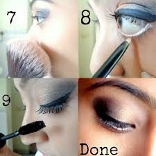 valentines day eye makeup tutorial how to step