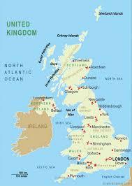 Географическое положение Великобритании ok english Англия карта