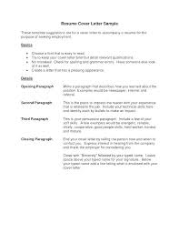 Examples Of Cover Letter For Resumes Simple Examples Of Short Cover Letters For Resumes Plain Text Resume R