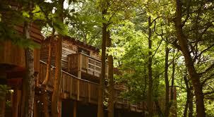 Holiday At Longleat Center Parcs Stock Photos U0026 Holiday At Longleat Treehouse